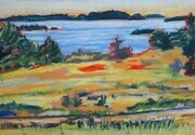 Bright Morning, Cape Rosier (sold)